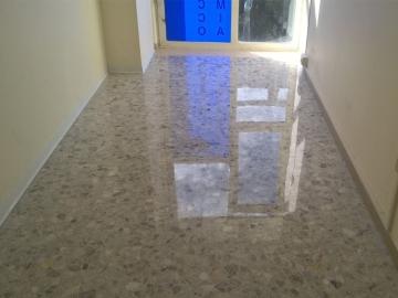 Lucidatura pavimenti Dopo