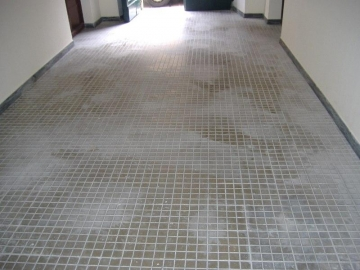 Esempio pavimento in cemento