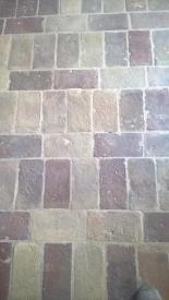 trattamento pavimento mattoni pescara 1